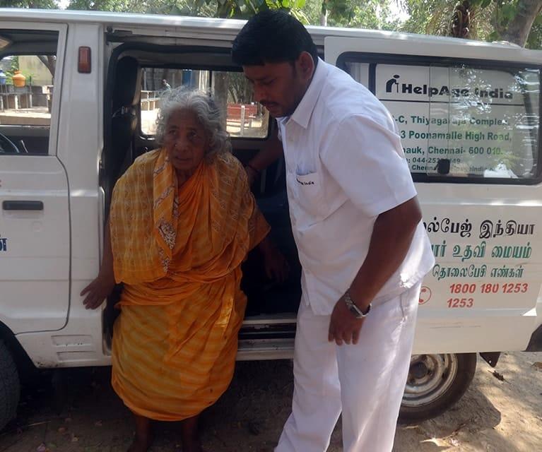 Elder Helplines
