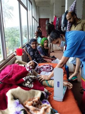 Neerattady Emergency Medical camp