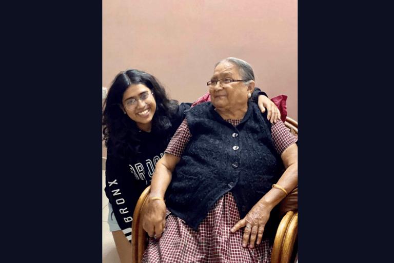 Grandparents- Embodiment OfKindness